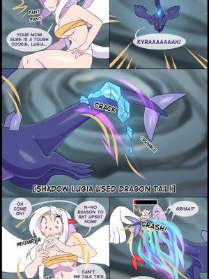 Silver Soul 6 79 and Pokemon Comic Porn