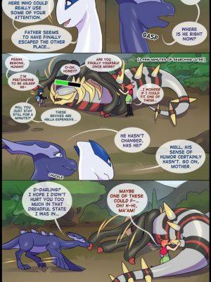 Silver Soul 6 91 and Pokemon Comic Porn
