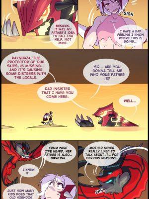 Silver Soul 7 Pokemon Comic Porn