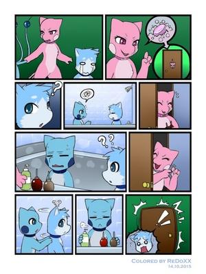 Sis's Gamble Pokemon Comic Porn