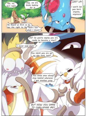 Summer Trip Pokemon Comic Porn