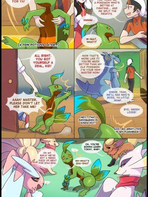 Tales Of Shamrock Pokemon Comic Porn