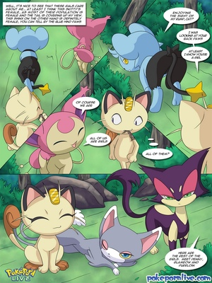 The Cat's Meowth Pokemon Comic Porn
