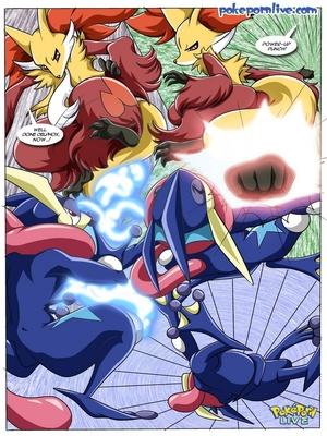 The Evolution Of Love Pokemon Comic Porn
