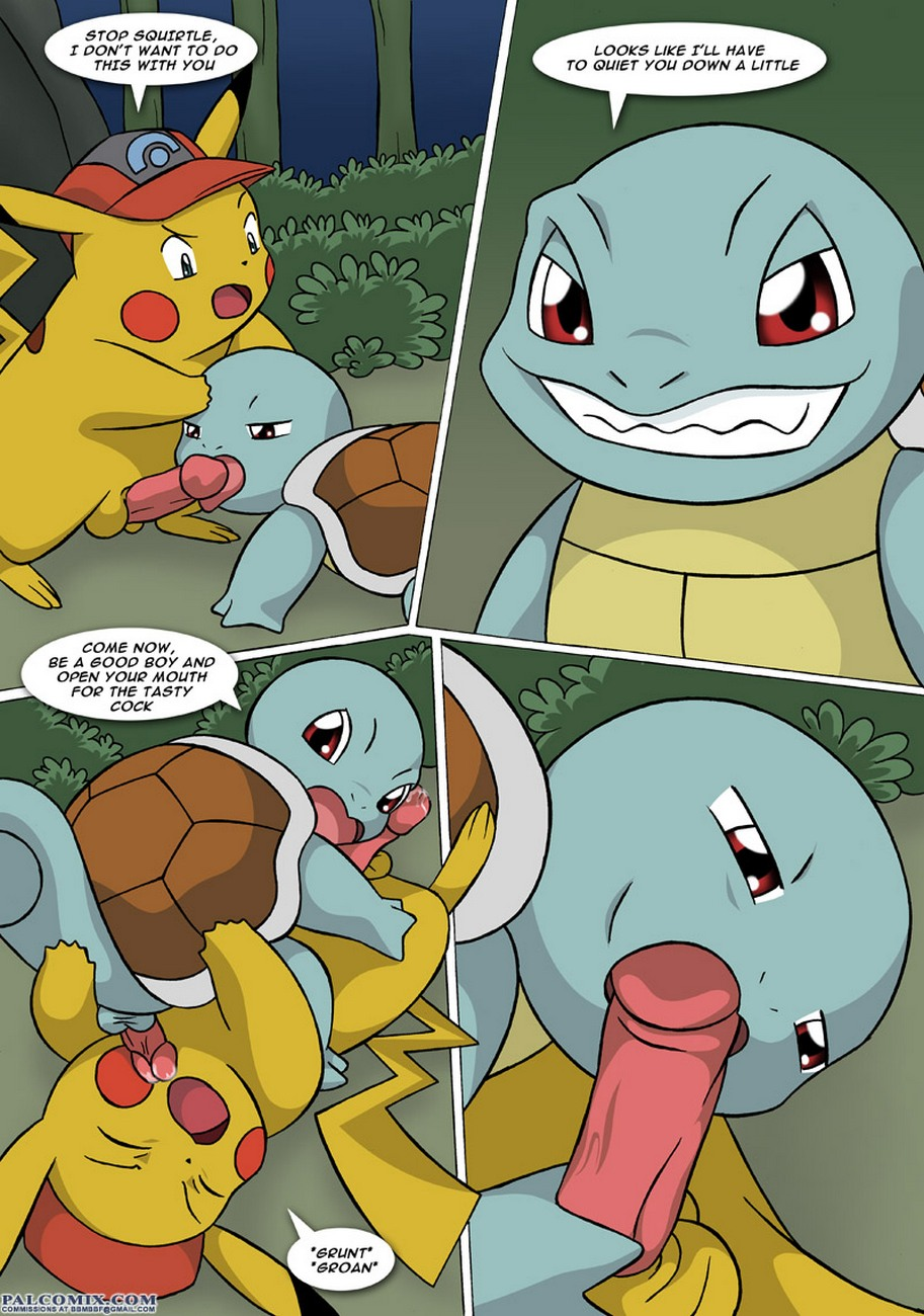 squirtle porn
