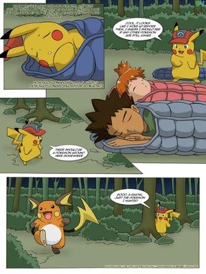 The New Adventures Of Ashchu 2 Pokemon Comic Porn