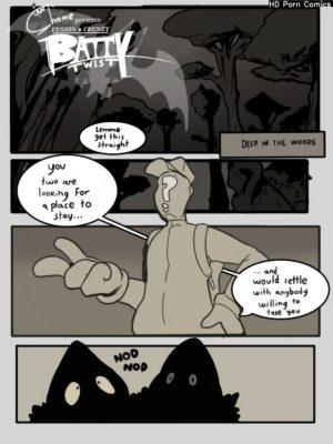 Batty Twist Pokemon Comic Porn