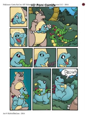 Empty Pouch Syndrome 002 and Pokemon Comic Porn