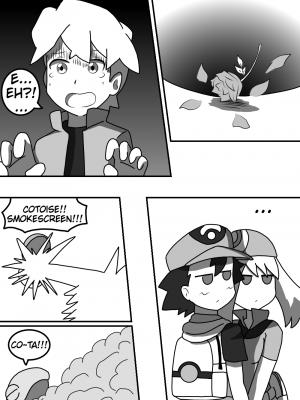 Everybody Wants Haruka 028 and Pokemon Comic Porn