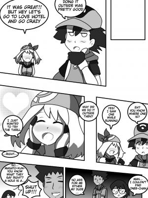 Everybody Wants Haruka 036 and Pokemon Comic Porn