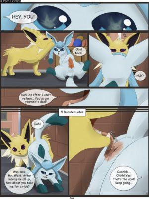 Food For Favors Pokemon Comic Porn