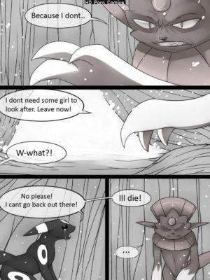 Freeze 011 and Pokemon Comic Porn