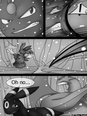 Freeze 022 and Pokemon Comic Porn