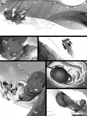 Freeze 050 and Pokemon Comic Porn
