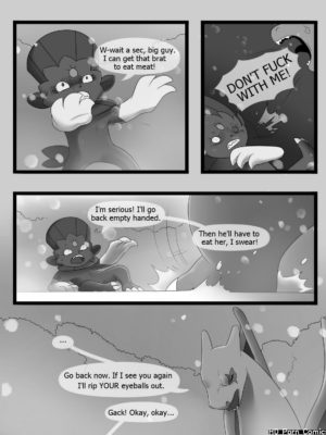 Freeze 067 and Pokemon Comic Porn