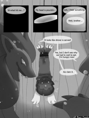 Freeze 070 and Pokemon Comic Porn
