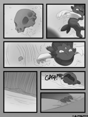 Freeze 076 and Pokemon Comic Porn