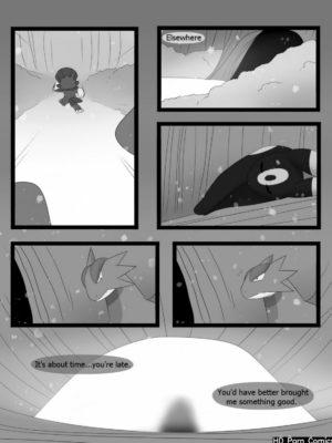 Freeze 096 and Pokemon Comic Porn