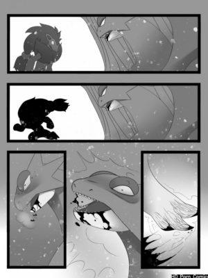 Freeze 107 and Pokemon Comic Porn