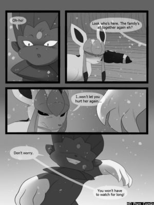 Freeze 109 and Pokemon Comic Porn