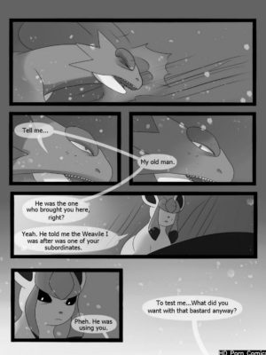 Freeze 111 and Pokemon Comic Porn