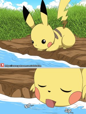 Lone In The Field Pokemon Comic Porn