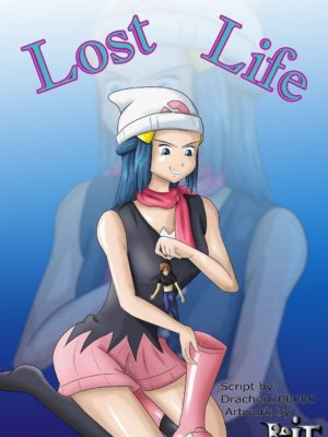 Lost Life 001 and Pokemon Comic Porn