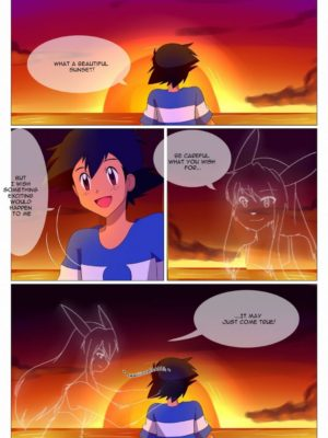Luna's Awakening Pokemon Comic Porn