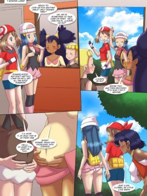 Mama Dragon's Special Gift Pokemon Comic Porn