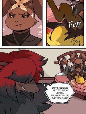 Money Shot 026 and Pokemon Comic Porn