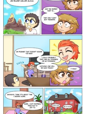 My First Pokemon Is A Pervert 004 and Pokemon Comic Porn