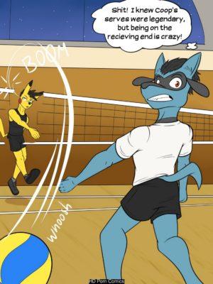 Poke Ballers - Penalty Match 010 and Pokemon Comic Porn