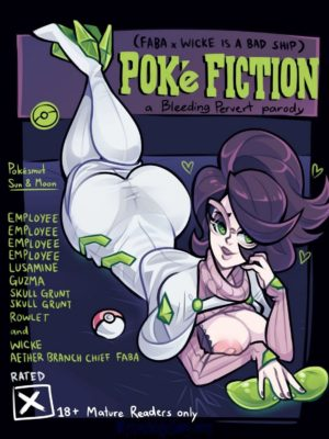 Poke Fiction Pokemon Comic Porn