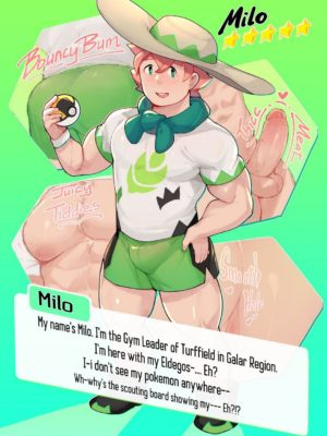 Pokemon MasterSEX – Milo Pokemon Comic Porn