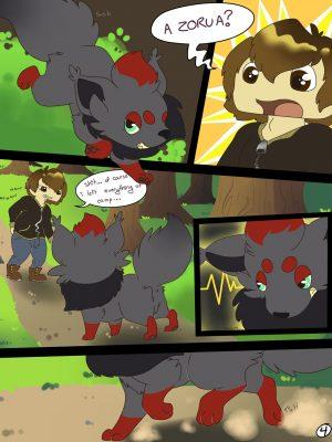 Shrew'd Fate 004 and Pokemon Comic Porn