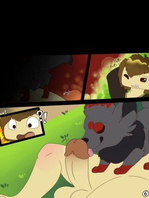 Shrew'd Fate 006 and Pokemon Comic Porn