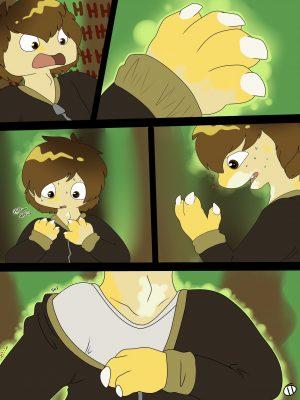 Shrew'd Fate 011 and Pokemon Comic Porn