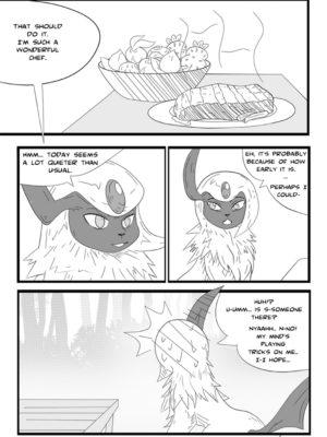 Soul And Yeno 002 and Pokemon Comic Porn