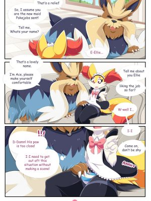 Special Services 1 017 and Pokemon Comic Porn