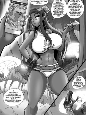 The Forest Of Bitter Mushrooms 012 and Pokemon Comic Porn